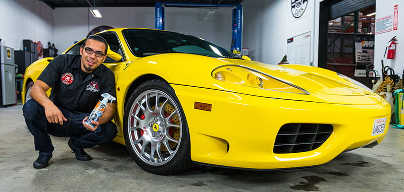 TVD113---Tire-Kicker-Tire-Shine-yellow-Ferarri-3-WEB.jpg